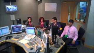 BBC Radio covered Saudha