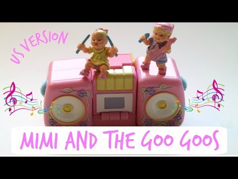 Mimi And The Go Goos - Rock 'n Play - US Version