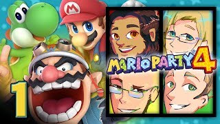 mario party 4 contractual obligations episode 1 friends without benefits