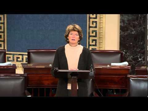 Senator Murkowski Discusses Keystone XL Pipeline on Senate Floor
