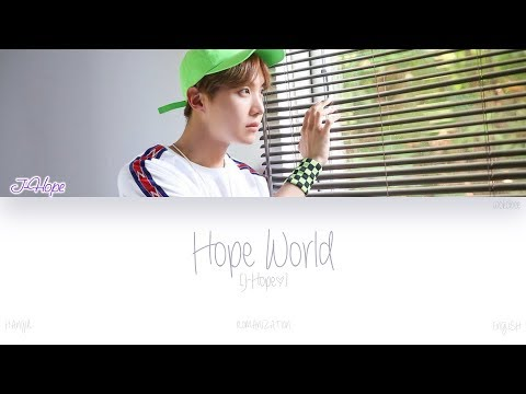 [HAN|ROM|ENG] J-Hope (제이홉) - Hope World (Color Coded Lyrics)