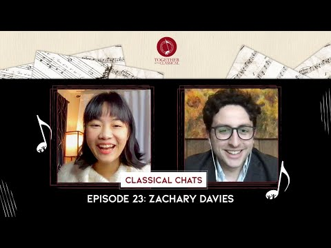 Composing, Dave Brubeck, Chopin, Jazz with Zachary Davies  / Classical Chat #23