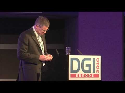 Defence Geospatial Intelligence - Dave Hartley, Defence Products Manager, UK Hydrographic Office