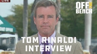 Tom Rinaldi Previews LSU vs Florida & Talks Joe Burrow