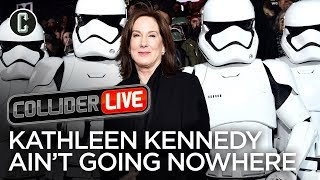 Kathleen Kennedy's Lucasfilm Deal Extended for Three Years  - Collider Live #18