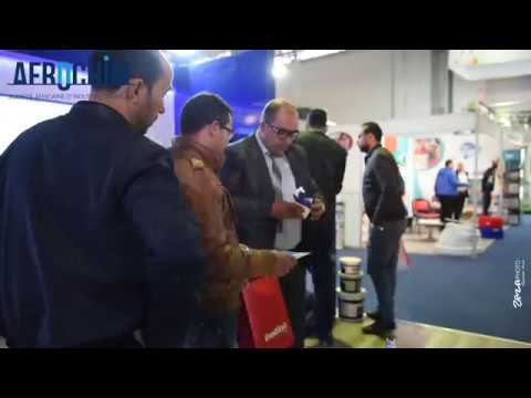 Reportage AFROCHIM CARTHAGE 2018