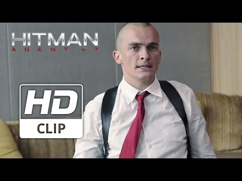 "Hitman: Agent 47 | ""Hotel Fight"" 
