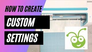Beginner's Guide: How t๐ Cut Custom Materials on Your Cricut Machine!