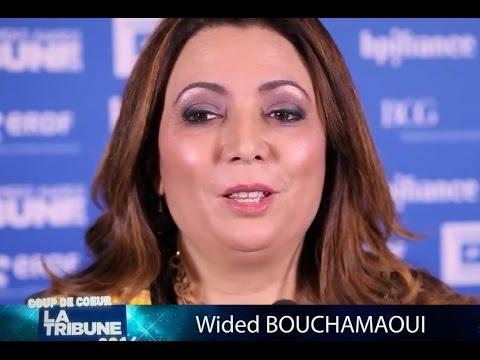 Interview : Ouided Bouchamaoui à La Tribune Women's Awards