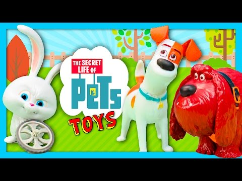 SECRET LIFE of PETS Max vs Snowball new Tire Chew Toy TheEngineeringFamily Funny Toys Video