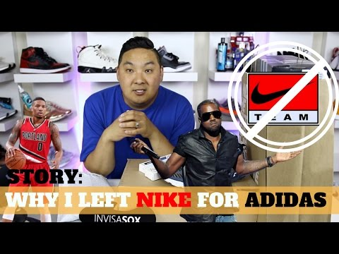 WHY I LEFT NIKE FOR ADIDAS STORY (& NEW BOOST GIVEAWAY!)