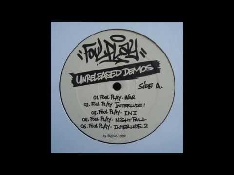 Foul Play | Unreleased Demos EP | (1996)