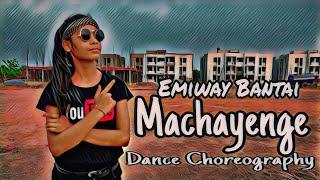 Machayenge Dance | Emiway Bantai | Dance Choreography |Hip Hop | Remo Dev