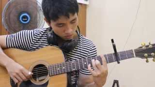 My heart will go on (guitar solo by LM)