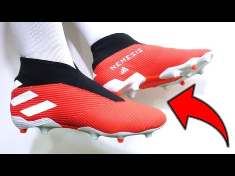 b8cf10c2d I EXPECTED THESE TO BE TERRIBLE! - Adidas Nemeziz 19.3 (302 Redirect ...