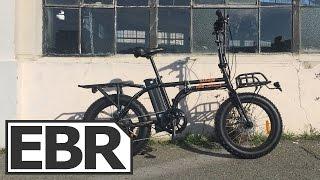 Rad Power Bikes RadMini Video Review - Folding Electric Fat Bike
