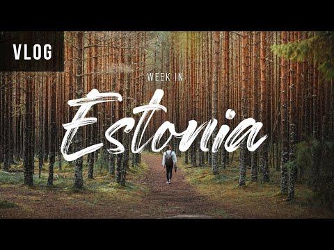 Week in Tallinn Estonia ( Visit Tallinn )