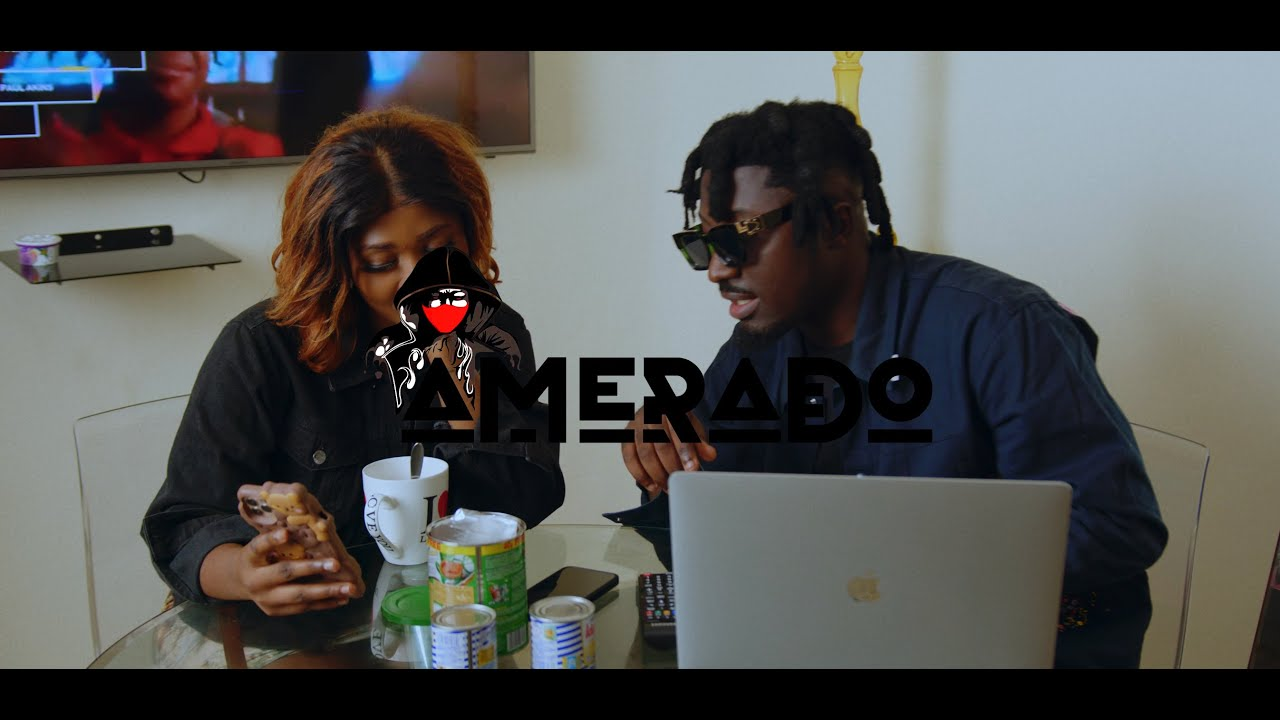 Amerado - Format (Viral Video)  feat. Odeneho Cannella