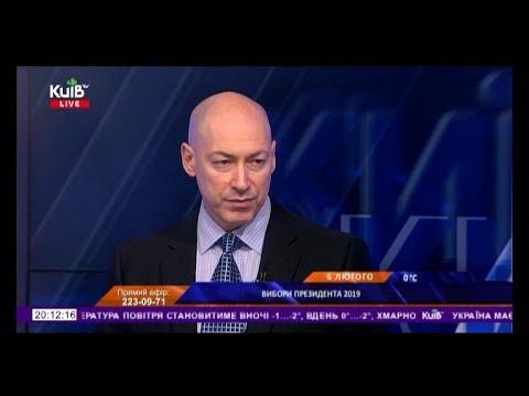 Дмитрий Гордон: Гордон: Томос, безвиз и децентрализация за пять лет президентства – это мало