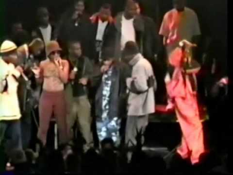 Three 6 Mafia - I Ain't Cha Friend (1997) LIVE PERFORMANCE!