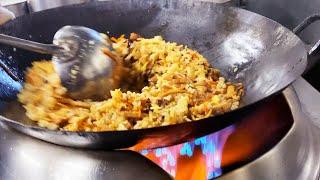 炊き込みご飯みたいなチャーハンを作ったらマジ美味かった。『和な炒飯』 Japanese style fried rice