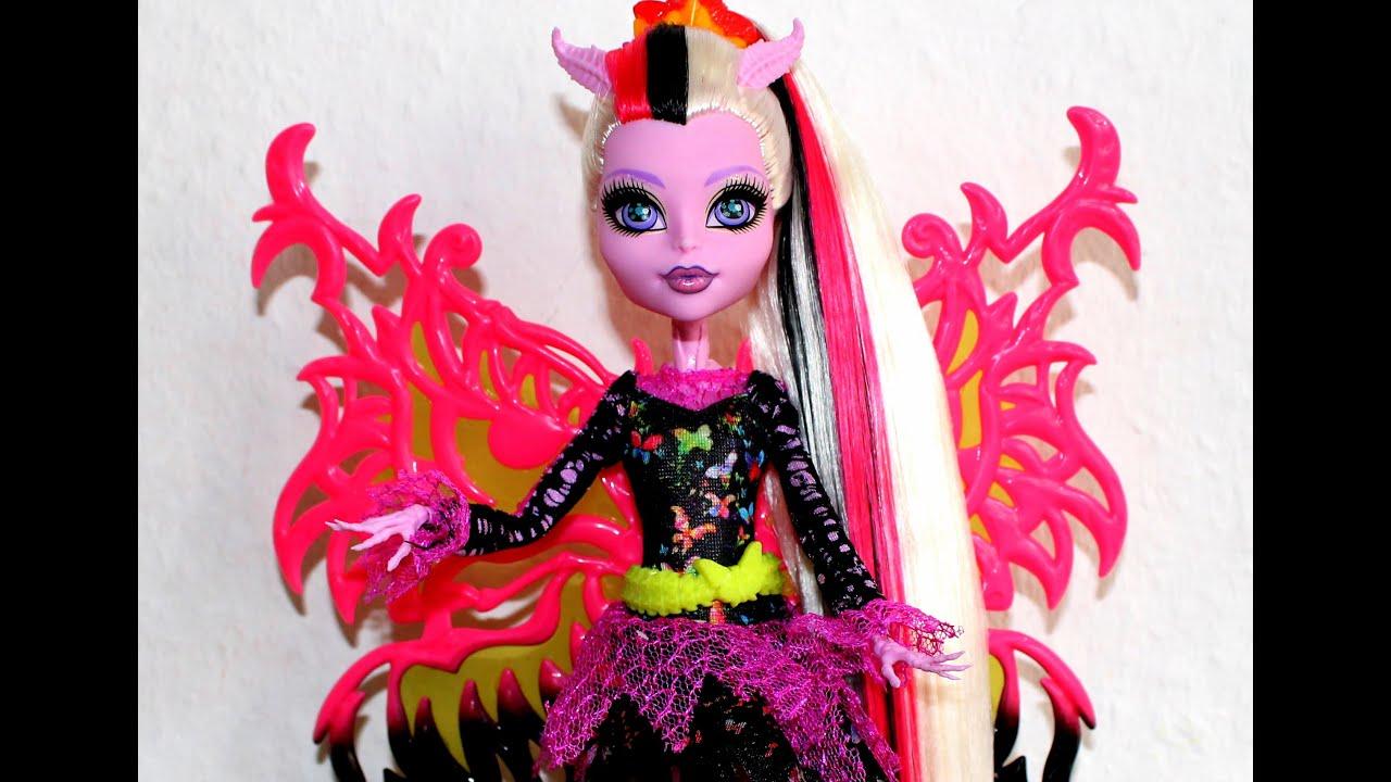 Monster high bonita femur freaky fusion hybrids - Monster high bonita ...