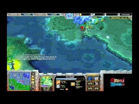 [o] TV10 DotA Tournament B zone AntiPro vs PrimaL