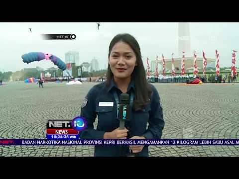 Live Report, Peringatan Hari Kartini Di Monas -NET10