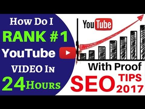 YouTube SEO - How To Rank #1 YouTube Video (Fast) in 24 Hours - Youtube SEO Tricks - 동영상