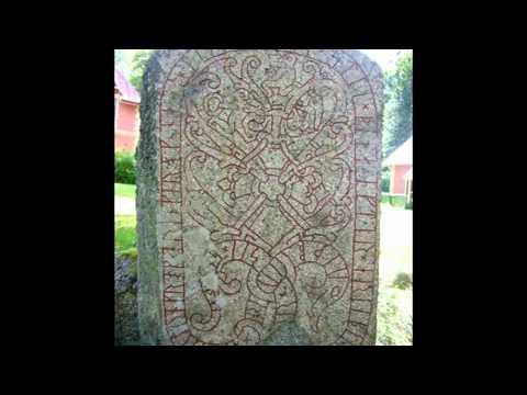 The legend of Sigurd the dragon slayer plus the Sigurd stones