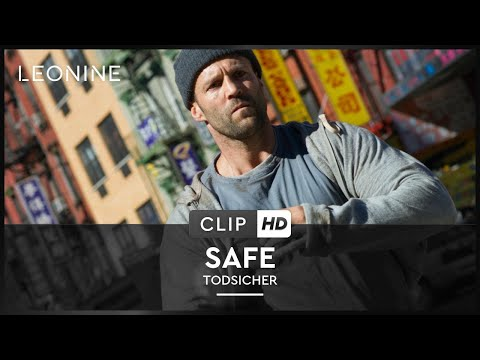Safe - Todsicher: Boaz Yakin (Regie) über den Style des Films