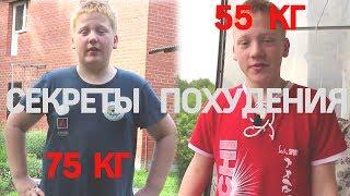 Как похудеть подросткам?