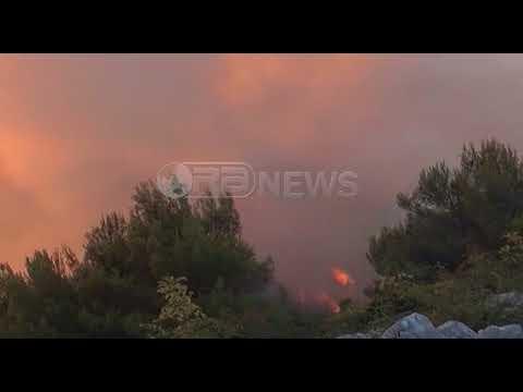 Ora News - Sot numërohen 7 vatra zjarri në Tiranë, Korçë, Vlorë, Shkodër dhe Fier