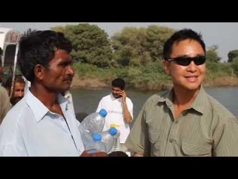 Water Purification in Sujawal Makeshift