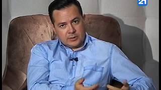 """Валерий Осталеп в программе """"Вечерний разговор"""" 01.08.2017"""