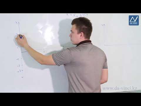 9 класс, 3 урок, Графики прямолинейного равномерного движения