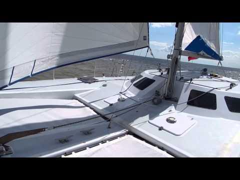 KELSALL TONGA 40 - Nice gentle days sailing