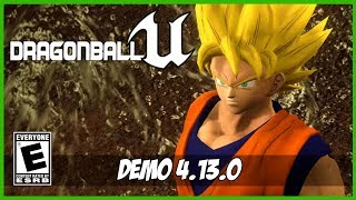 DRAGON BALL Z: UNREAL (DEMO) | Gameplay [PC - 4K]