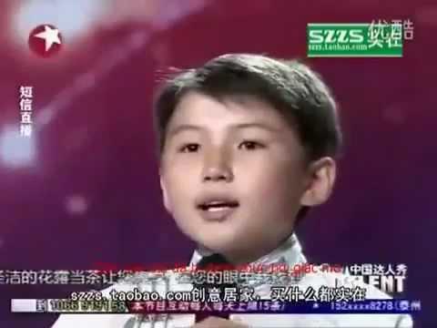 Tiếng hát cậu bé triệu người khóc( Cậu bé mông cổ)