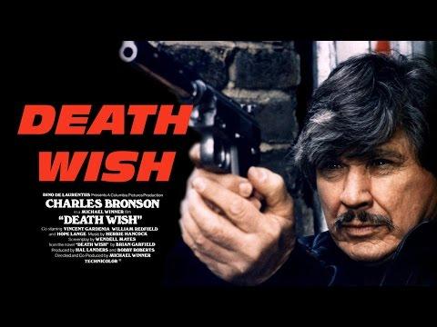Death Wish (1974) Charles Bronson - Hope Lange - Vincent Gardenia - Death Wish DVD Fan Commentary