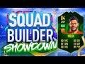 FIFA 19 SQUAD BUILDER SHOWDOWN    INFORM HULK    84 Rated Hulk SBSD