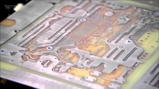 Изготовление печатных плат промышленным способом