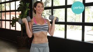 Sculpted Arms and Killer Legs | Perfect Form With Ashley Borden