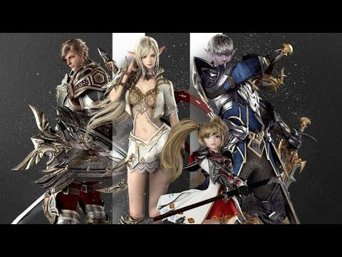 KARAKTER TERBAIK   Lineage II Revolution Global ( EN )   Android gameplay INDONESIA PART 2