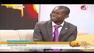 Personal Finance Management by OtienoPaulPeter, at Good Morning Kenya, KBC.