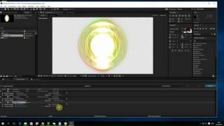 Как сделать видео с альфа каналом в After Effects