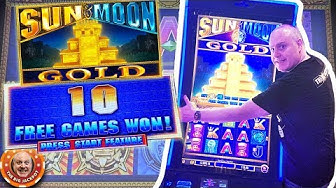 🌞NEVER BEFORE SEEN! 🌙Up to $30 Bets on Sun & Moon Gold Slots! 🎰