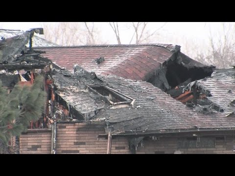 Fire destroys home in Medina County