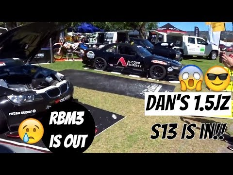 Adelaide Motorsport Festival Drift demo's with a Twist!