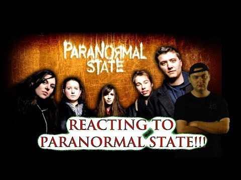 REACTING TO PARANORMAL STATE CAST YOUTUBE CHANNELS
